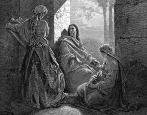 19-DORE-JESUS-VISITS-MARTHA-AND-MARY-DETAIL