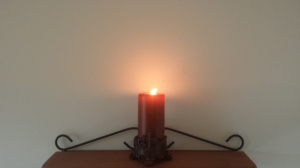 Our Sabbath Candle