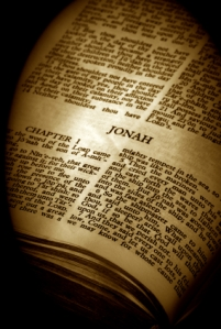 Bible Series Jonah sepia